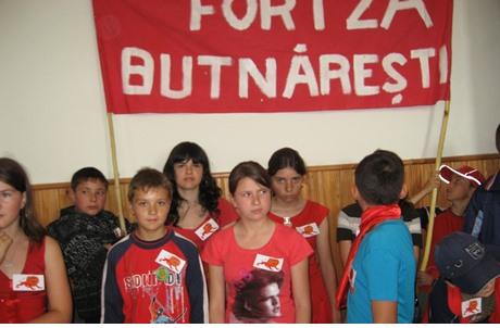 Școala Gimnazială Butnărești Neamț